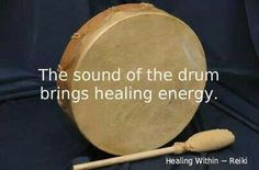 ~ Sound of drum brings healing energy New Orleans Voodoo, Frame Drum, Electromagnetic Spectrum, Pam Pam, Dark Energy, Sound Healing, Major Arcana, Relaxing Music, Mindfulness Meditation