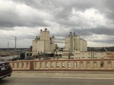 Fort Worth Texas Grain Elevators