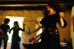 Von Innen nach Aussen - Ägyptischer Tanz für Frauen, Workshops in Graz, Dezember 2015