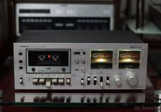 ONKYO TA 630 D vintage stereo tape deck v super stavu - Česká republika - Bazoš.sk Audiophile, Decks, Tape, Led, Vintage, Front Porches, Deck, Vintage Comics, Band