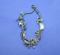 Love this charm bracelet!