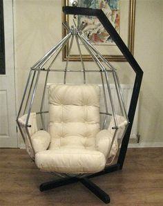 Parrot chair c1970s