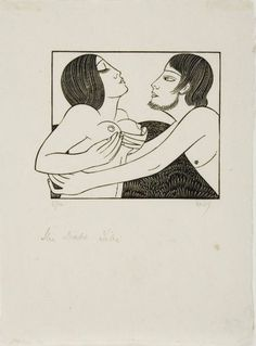 Eric Gill British (Brighton, England 1882 - 1940 Harefield, England), Song of Songs