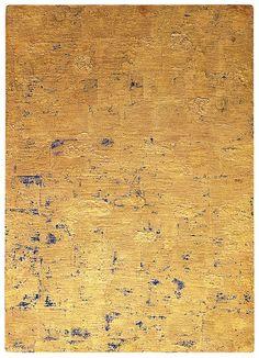 Yves Klein - Monogold sans titre (MG 80 x 56 cm. Yves Klein, Tachisme, International Klein Blue, Nouveau Realisme, Rose Croix, Modern Art, Contemporary Art, Art Walk, Art Abstrait