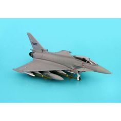 Hogan 4 Nations Typhoon 1/200 Plastic Model Aircraft