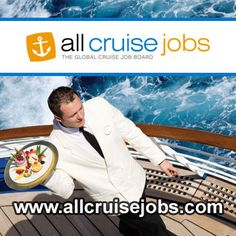 World's leading job board within the cruise line industry. Find current cruise ship jobs from legitimate recruiters here.