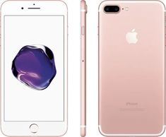 Shop Simple Mobile Apple iPhone 7 Plus Rose Gold at Best Buy. Find low everyday prices and buy online for delivery or in-store pick-up. Iphone 7 Plus, Buy Iphone, Apple Iphone, Iphone 7plus Rose Gold, Simple Mobile, Us Cellular, Smartphone News, Boost Mobile, Video Games For Kids