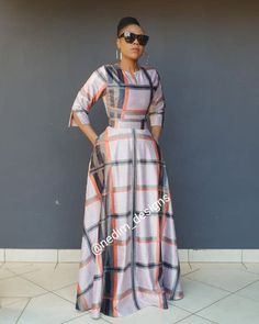 african fashion style are stunning Picture# 9834 African Maxi Dresses, African Attire, African Wear, African Style, Modest Fashion, Fashion Outfits, Fashion Hacks, Fashion Ideas, African Print Dress Designs