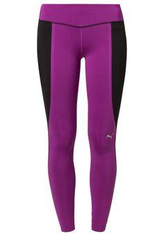 Puma - TP POWER - Tights - purple