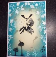 Lavinia Stamps, Decembers challenge