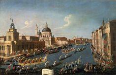 """Oggi c'è la """"Regata storica"""":Gabriel Bella nel 700 dipingeva quella delle donne @FinestreArte @VeniceInPics @ITnewsVE pic.twitter.com/jJaGZuod18"""
