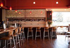 Bar (restaurant remodel) Napa
