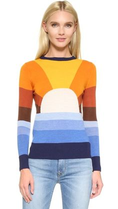 Stoned Immaculate California Dreamin' Sweater. Love the look and name of this sweater!