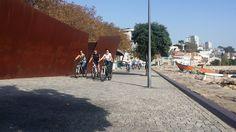 Pedaleando por Oporto. Camino de Santiago portugués