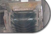 Bandas transportadoras para la agroindustria. Inclinaciones, tamaño, materiales y surcos al servicio de cada solicitud.