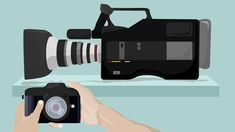 "6 Things to Consider When Picking a ""B"" Camera for Filmmaking."