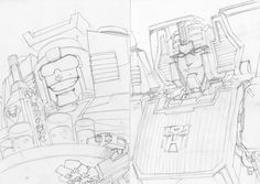 Twitter / markerguru: AA2014 sketch sneak peak 01 ...