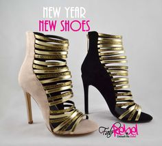 Fall in LOVE with this Fabulous strappy Heel!