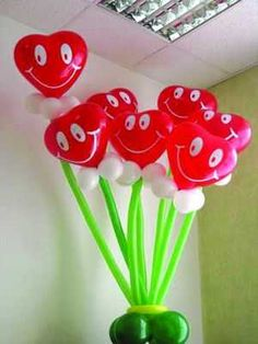 valentine's day balloons uk