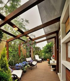 Eine Kleine Überdachte Terrasse Ideen 4 Even though historical around thought, a pergola has become Backyard Patio, Backyard Landscaping, Patio Roof, Pergola Patio, Modern Pergola, Cheap Pergola, Pergola Shade, Landscaping Ideas, Sunken Patio