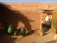 Mason Jar Lamp, Table Lamp, Vase, Ceramics, Stone, Green, Home Decor, Terracotta, Ceramica