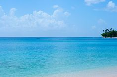 Tropicana Beach Barbados- The Blues go on forever