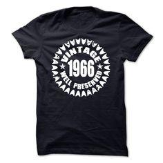 VINTAGE 1966 * Well Preserved
