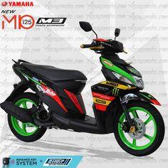 Yamaha Mio M3 125 Custom