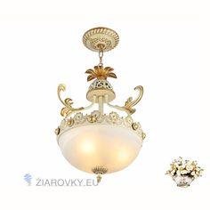 Luxusné závesné svietidlo Medúza s ručnou maľbou na žiarovky typu E27 je svietidlo určené na strop v luxusnom dizajne. Svietidlo je vhodné do obývacej izby, kuchyne, jedálne, spálne, reštaurácie a pod. Svietidlo je v luxusnom vzhľade a je vhodné ako dekorácia do každej domácnosti. Chandelier, Ceiling Lights, Lighting, Home Decor, Candelabra, Decoration Home, Room Decor, Chandeliers, Lights