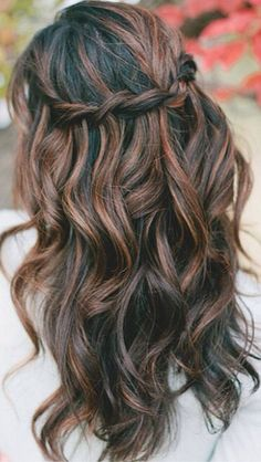 caramel red colored highlights - Google Search