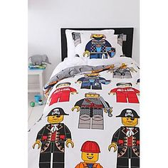 Lego Bed....I think this is dutch though..will have to ask Arjan