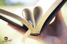Great Christian ring shot- use Bible, add Grooms ring to other side