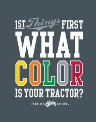 Kelley..... I expect a pink tractor soon! Dedicated to me and Karen and to all women who have fought the fight! Get that brush ready! Ill help you!