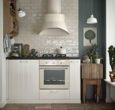 Cookers are no more easy cooking utensils of the yesteryear where there was not an iota of security component integrated. White Kitchen Appliances, Small Appliances, Kitchen Cabinets, New Kitchen, Kitchen Decor, Küchen Design, Interior Design, Cottage Renovation, Upper Cabinets