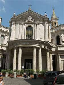Santa Maria della Pace (St. Mary of Peace)