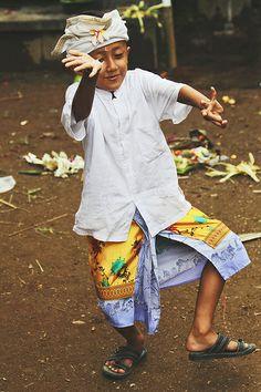 Little Dancer in Bali
