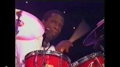 Drummer  - Melvin Parker He and his brother saxophonist Maceo Parker were important members of James Brown's band
