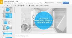 articuloseducativos.es: Slides Carnival, docenas de plantillas para tus presentaciones en Google Drive