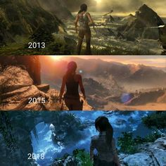 Looks similar. that's my only issue with these games, that many places look so similar<<< not really but hey they all look so good Tomb Raider Cosplay, Tomb Raider 2013, Tomb Raider Game, Tomb Raider Lara Croft, Rise Of The Tomb, Video Game Characters, Find Picture, Before Us, Video Games