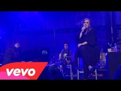 Adele - Someone Like You (Live on Letterman)
