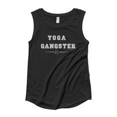 YOGA GANGSTER Rocker Tee