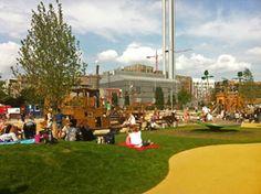 Piratenspielplatz, HH-Hafencity