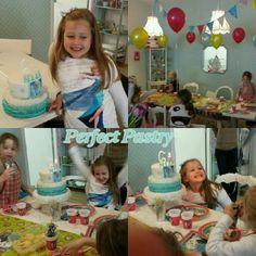 Frozen kids party @PerfectPastry