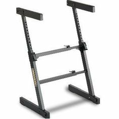 Hercules KS400B Auto-LOK Z-STYLE KEYBD Stand by Hercules. $139.23. AutoLock system automatically locks the stand at the desired height. Save 20%!