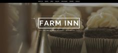 Check out this custom web design that we created for Farm inn' on Main in Shawano, Wisconsin Shawano Wisconsin, Affordable Website Design, Custom Web Design, Web Design Projects, Portfolio Web Design, Website Design Company, Digital Marketing, Bakery, Check