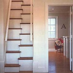 alternating tread stairs -  To connect with us, and our community of people from Australia and around the world, learning how to live large in small places, visit us at www.Facebook.com/TinyHousesAustralia