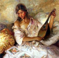 Jose Royo Contemporary Spanish Impressionism