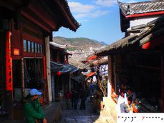 Yunnan !    #house #street #china