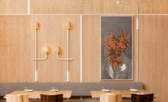 {Lunch-time inspiration from Ste. Marie Design- an East Vancouver restaurant called Osteria Savio Volpe.