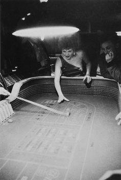 Robert Frank (U.S.A., b. Switzerland 1924) 'Casino, Elko, Nevada' 1955-56
